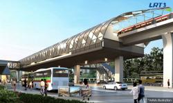 MRCB: K'jaan teruskan LRT3 dengan belanja RM16.6 bilion