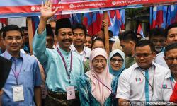 Zawawi calon tepat wakili PKR, HARAPAN - Wan Azizah