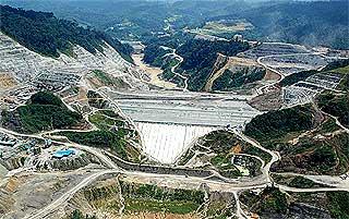 sarawak energy board slide show hydropower project in sarawak 180608 bakun dam