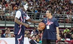 'Basketball minister' aiming for diplomacy through sports