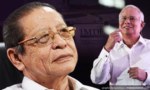 Kit Siang: Najib's constant FB postings a diversion from 1MDB scandal