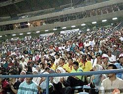 selangor 100 days stadium 210608 crowd 03