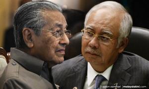 What different treatment? Najib refutes Dr M's 'VIP criminal' claim