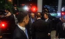 Dr Mahathir begins official visit to China