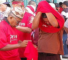 protes fuel price hike rally mppj stadium 070708 03