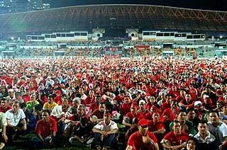 protes fuel price hike rally mppj stadium 070708 33
