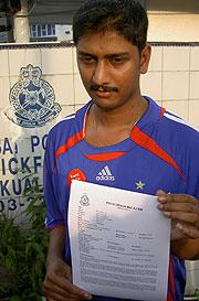 balasubramaniam nephew 050708 report