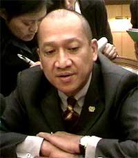 sapp chua soon bui nazri abdul aziz  parliament 070708 03