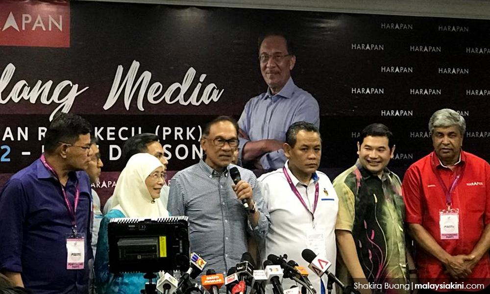 Anwar: Dr M sangat bangga dengan kemenangan saya di PD