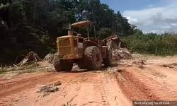 Temiar blockade in Gua Musang torn down three times this week