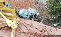 Two dead, 12 missing in Penang landslide