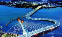 Najib on S'pore bridge: I like it straight, not crooked