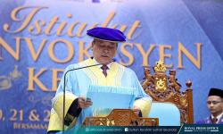 Don't be arrogant with degree obtained - Johor sultan to graduates