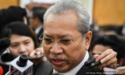 Annuar: PAS-Umno gabung tenaga, bukan gabung parti