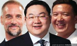 AG hauls Goldman, bankers and Jho Low to court