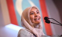 Nurul quits as PKR veep, won't serve gov't in any capacity