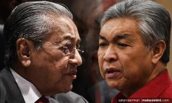 Mahathir: No riots unless Zahid stirs trouble