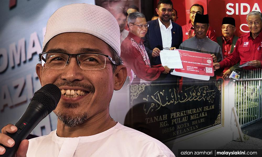 Nik Omar, kubur Nik Aziz dan 7 isu utama Kelantan 2018