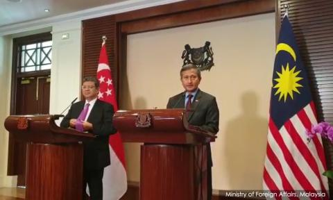 Foreign Ministry: M'sia committed to resolve issues with S