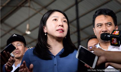 Yeo vows legal action after being linked to IOI's Pasir