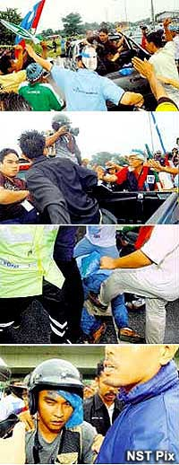 nst journalist reporter photographer attacked in permatang pauh 170808