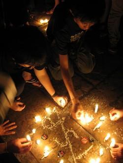 candle light vigil at penang ipk 120908 03.jpg