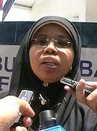 dr mariah mahmud pas kota raja call for prayer azan khir toyo comments police report 110908 01