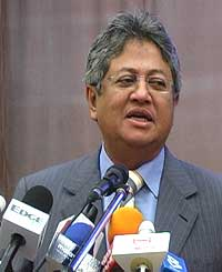zaid ibrahim resignation from ministerial post 160908 05