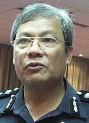 penang crime police lim guan eng event pc 260908 ayub yaakob