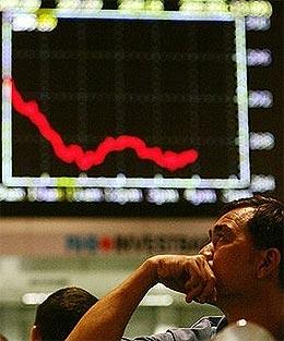 malaysia stock exchange market klse 141008 05