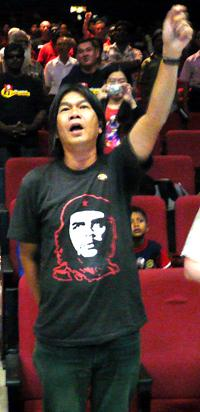 socialism 2008 forum opening 071108 liang guo xiong