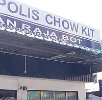 syed hamid albar visit new chow kit police station 061108 01