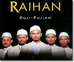 nasyid group album 181108 raihan