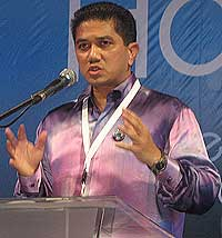 pkr national congress 301108 azmin ali