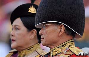 thailand airport reopen flights king speech tourism 041208 03