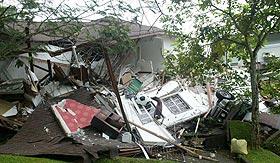 ulu kelang bukit tinggi landslide 061208 02