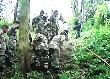 bukit titiwangsa landslide