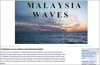 malaysia waves website 121208