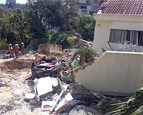 bukit antarabangsa landslide victim unglu farid ungku abdul rahman interview 121208 03