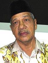 kuala terengganu by election nomination day 060109 akim candidate harun