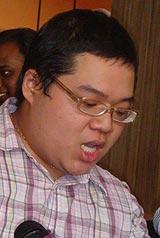 um pc food stall 080109 teh hoong keat