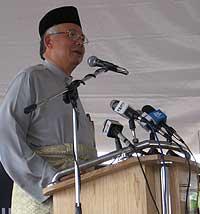 kuala terengganu by election 090109 najib
