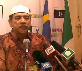 kuala terengganu by election pas daily pc 110109 wan mutalib