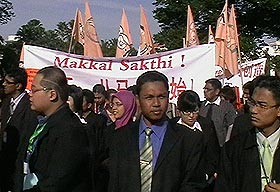 um universiti malaya campus polls 140109 05