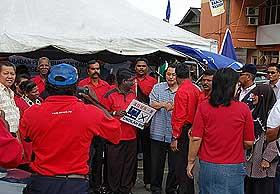 kuala terengganu by election 170109 polling day ipf