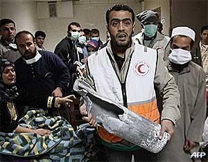 israel palestine gaza attack 160109 05