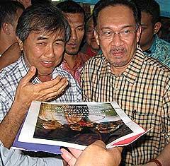 kuala terengganu by election 160109 anwar ibrahim 2