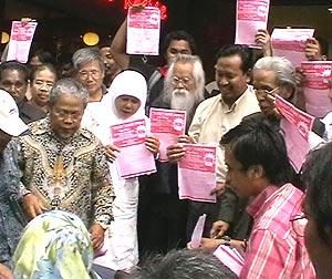 gmp protest 310108 photo session