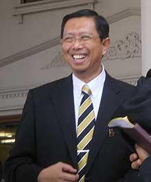 nizar jamaluddin perak mb court trial perak bn takeover zambry 180209 05
