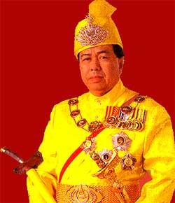 sultan sharafuddin sultan of selangor